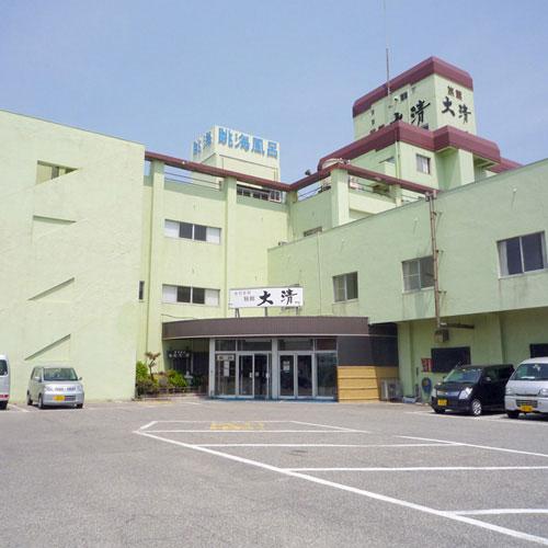 瀬波温泉 大清荘 (旧 旅館大清)...