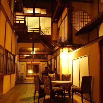 美保関温泉 旅館 美保館 国文化財の宿 画像