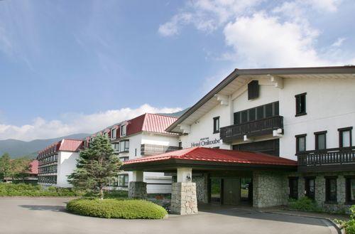 鬼首温泉 リゾートパーク ホテル オニコウベ その1