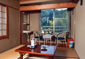 民宿 美滝山荘の部屋画像