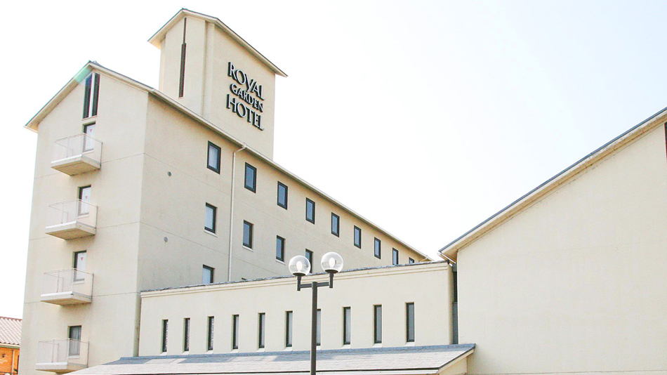 ロイヤルガーデンホテル<徳島県>...