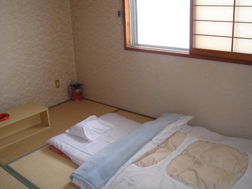 和室シングル6畳