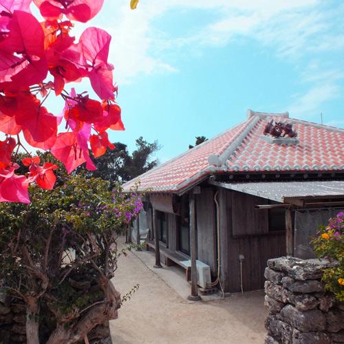 民宿 小浜荘 <竹富島>