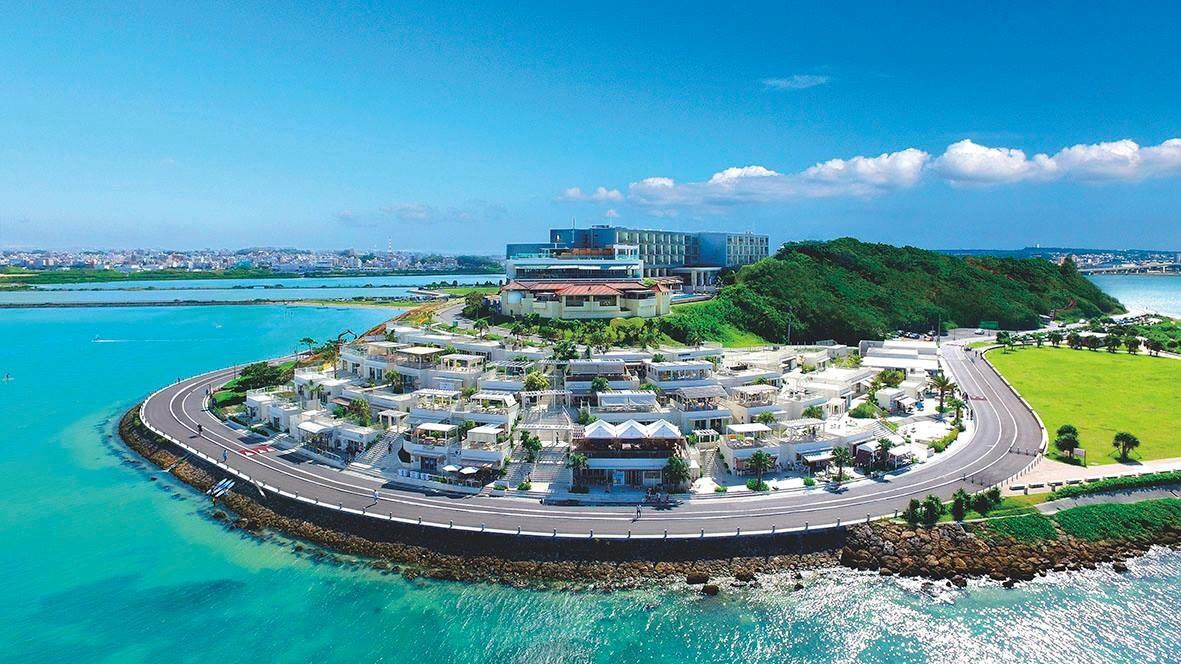 沖縄の景色を楽しみたい