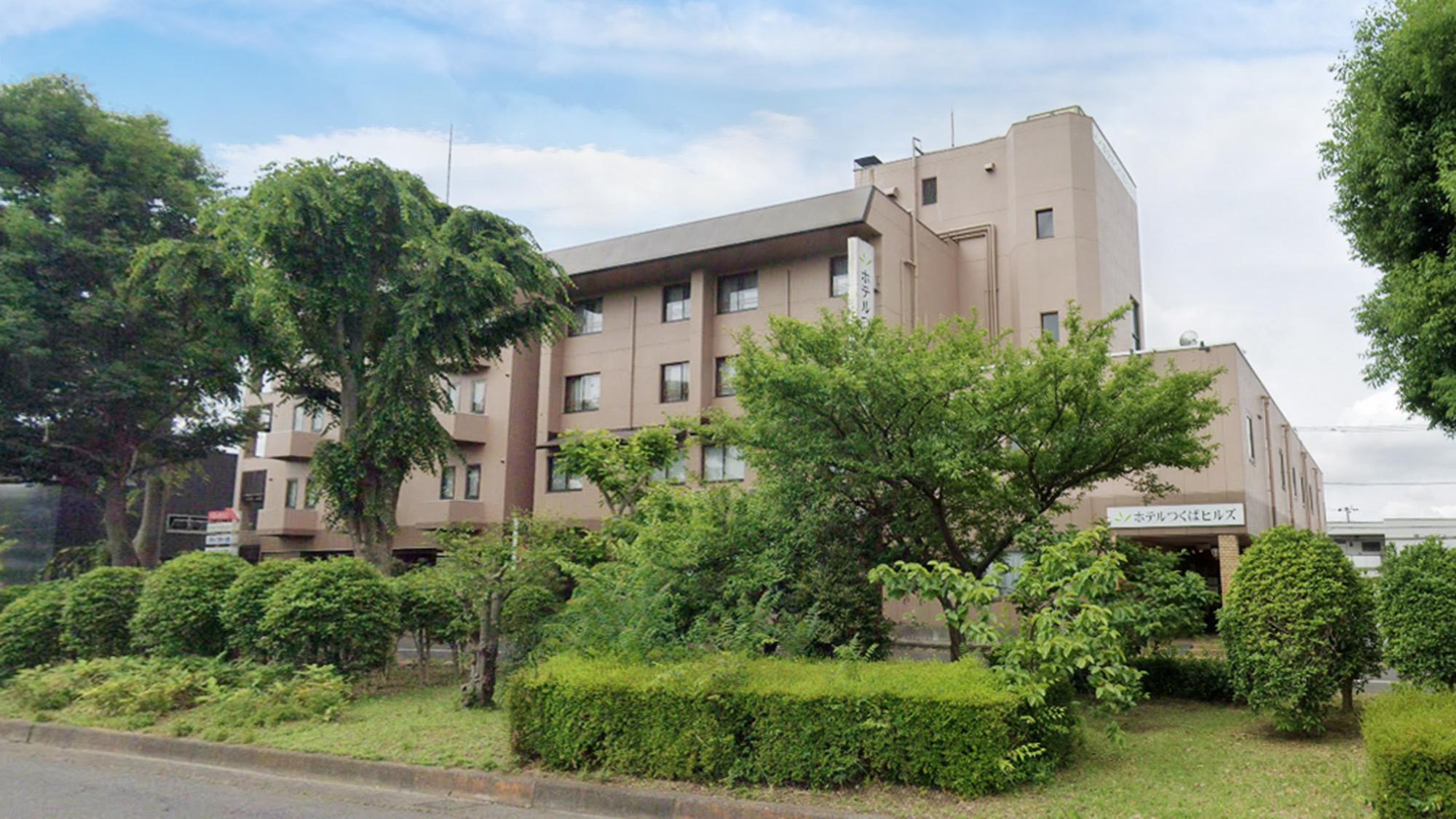 ホテルつくばヒルズ学園西大通り店(BBHホテルグループ)...