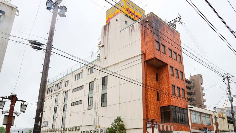 セントラルホテル <熊本県> [人吉・球磨]