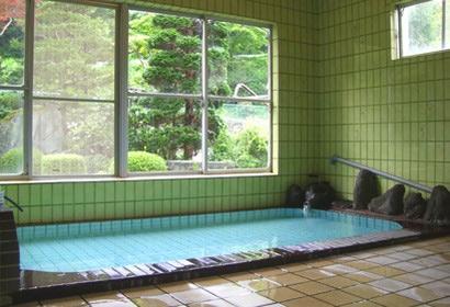 大浴場の写真