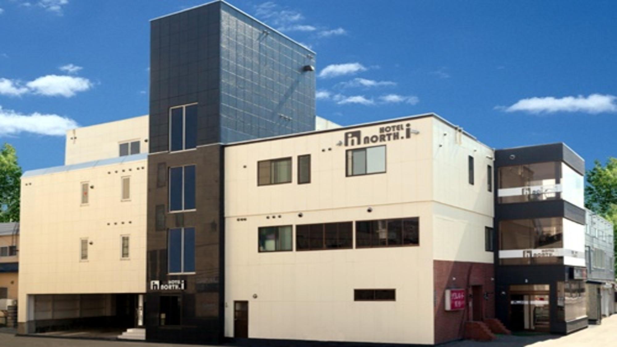 HOTEL NORTH.i(ホテル ノース アイ)...