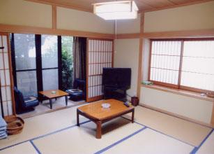 【文の家気軽な素泊まりプラン】一番 和室8畳+4.5畳