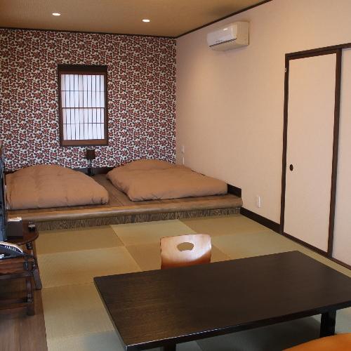 伊豆高原 全室露天風呂付客室1日2組の宿 花彩亭(はないろてい) の部屋