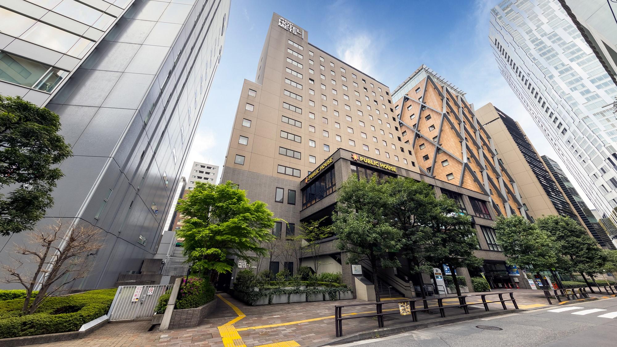 ホテルメッツ渋谷 東京<JR東日本ホテルズ>...