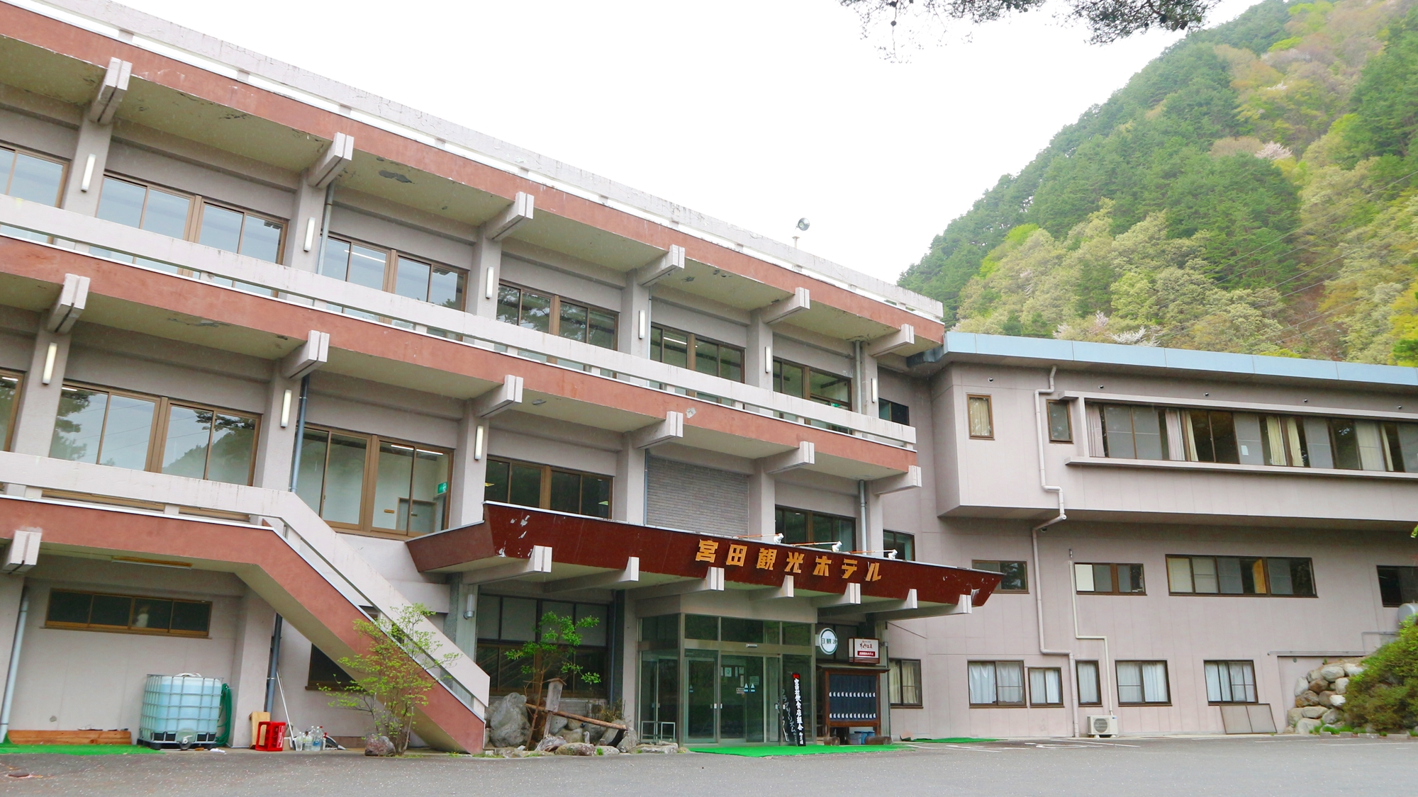 宮田観光ホテル 松雲閣