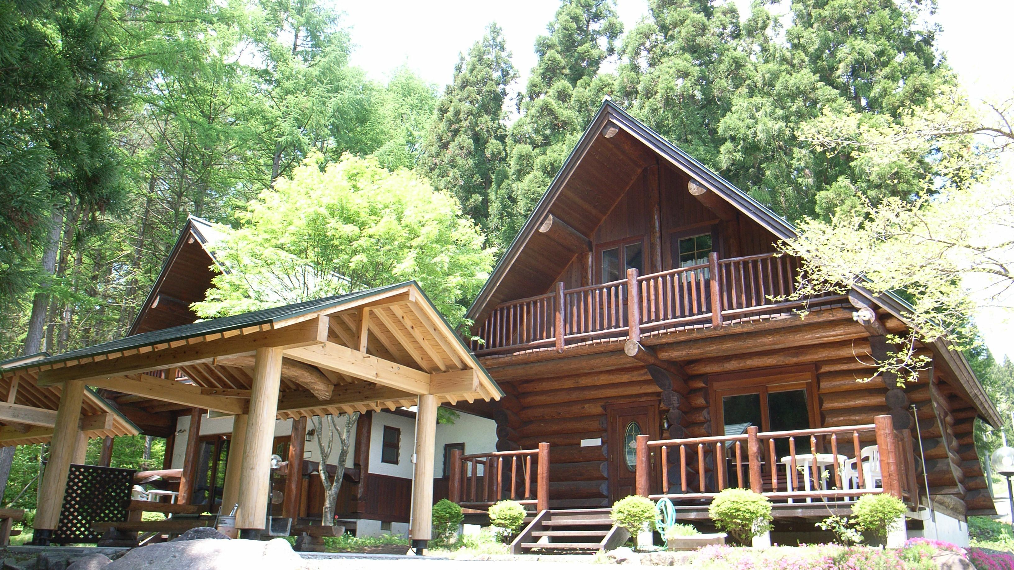 しゃくなげ平貸別荘&コテージ磐の森オール・リゾート・サービスの画像