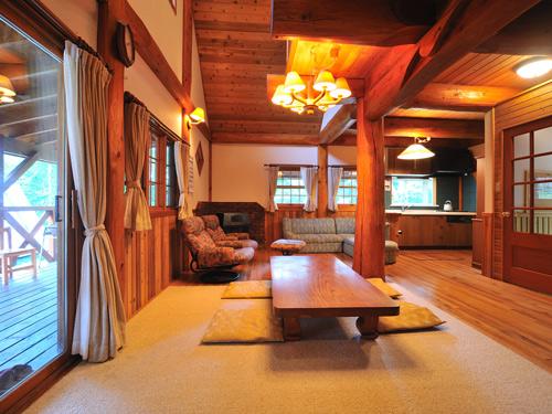しゃくなげ平貸別荘&コテ-ジ オール・リゾート・サービスの部屋画像