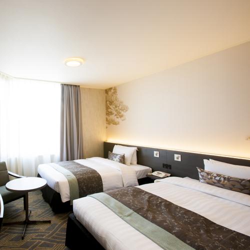 金沢東急ホテルの客室の写真