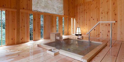 松葉温泉 滝の湯 の部屋