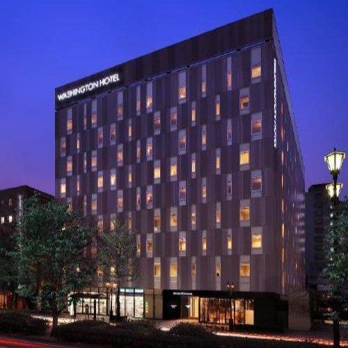 仙台ワシントンホテル 外観写真