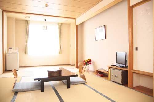 函館湯の川温泉 ホテル河畔亭 画像