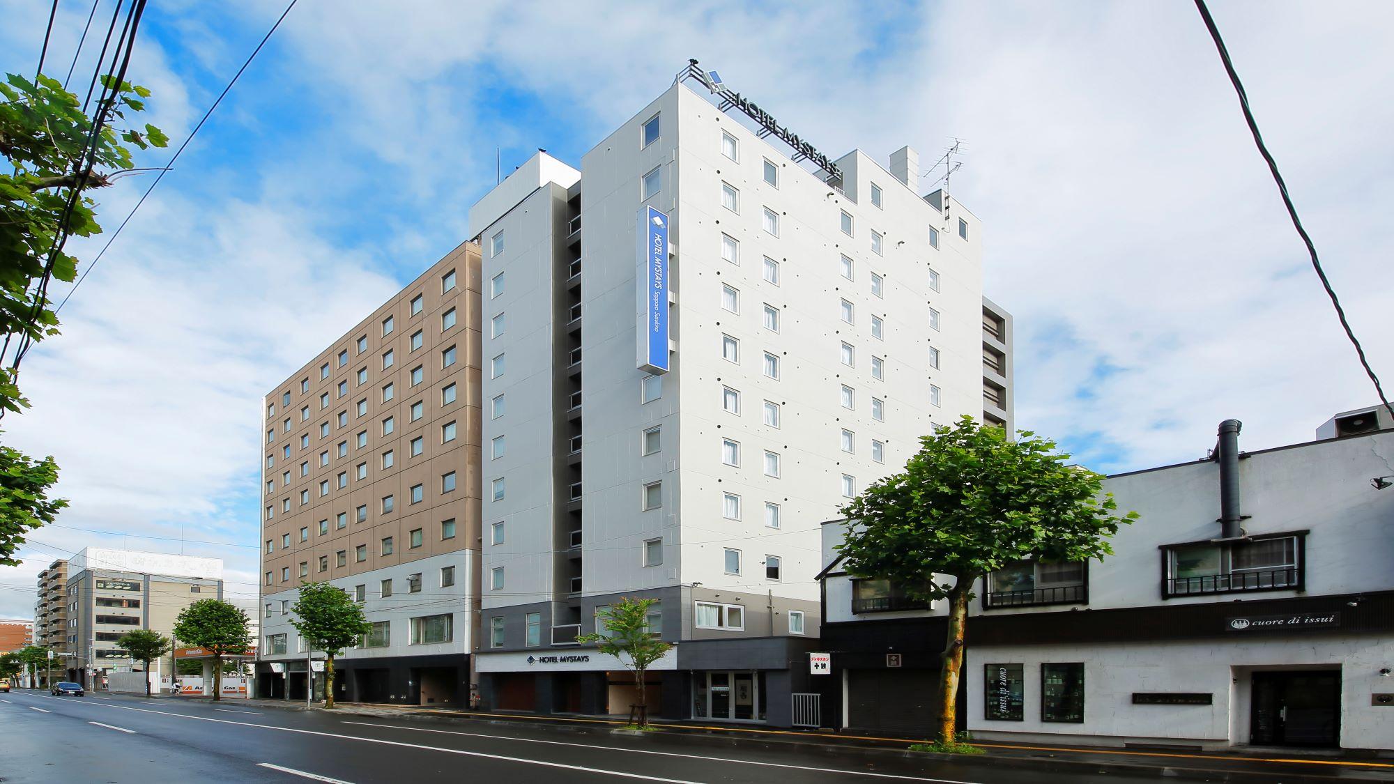 ホテルマイステイズ札幌すすきの(旧:ホテルカイコー札幌)...