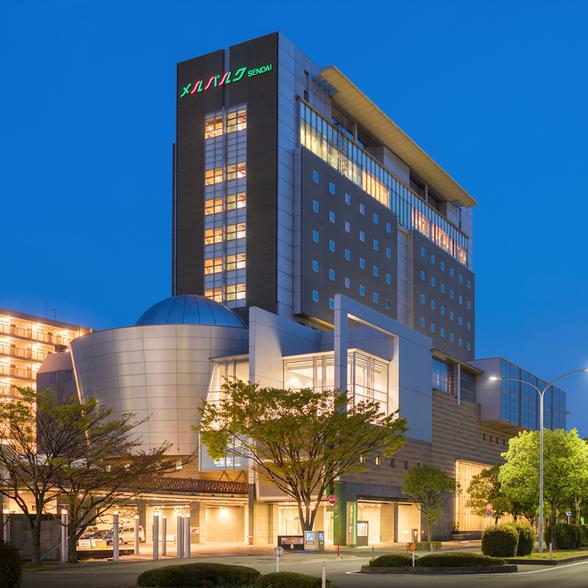 ホテル メルパルク仙台...