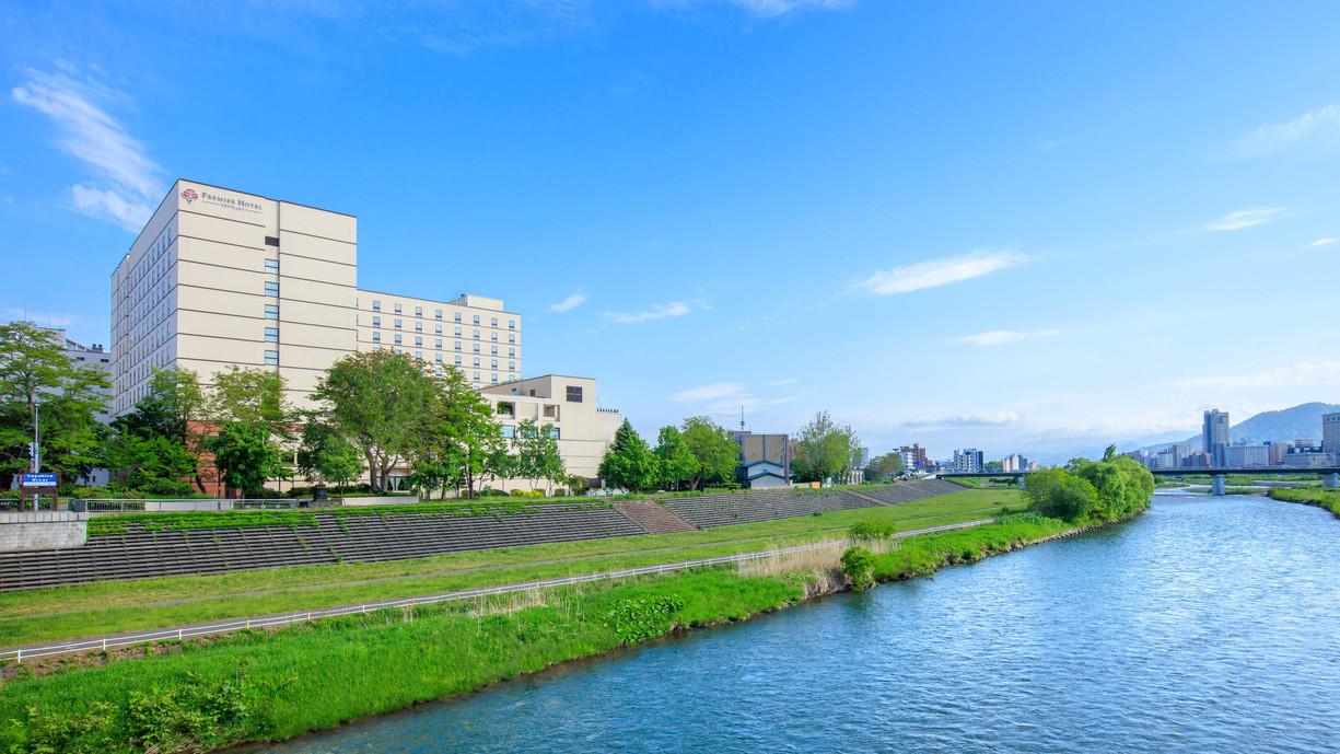 プレミアホテル-TSUBAKI-札幌(旧:ルネッサンス サッ...