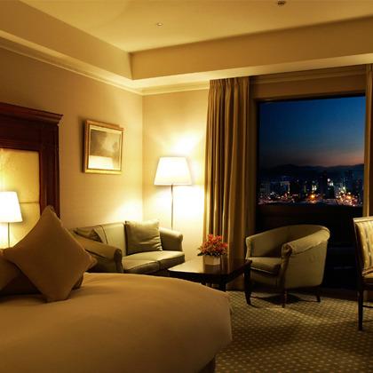プレミアホテル-TSUBAKI-札幌の客室の写真