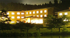 ホテル八峯苑鹿の湯