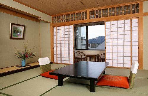 石長松菊園の客室の写真