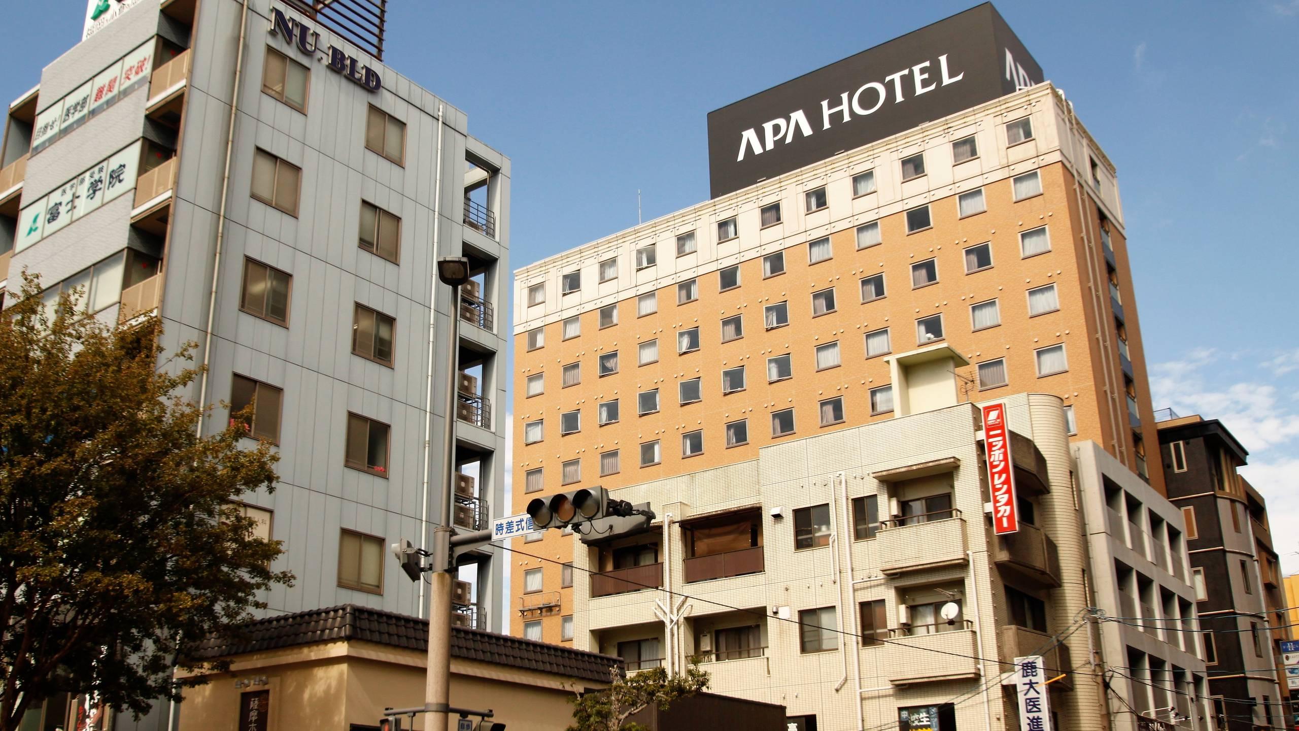 アパホテル<鹿児島中央駅前>の施設画像