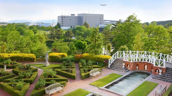 広島エアポートホテル...