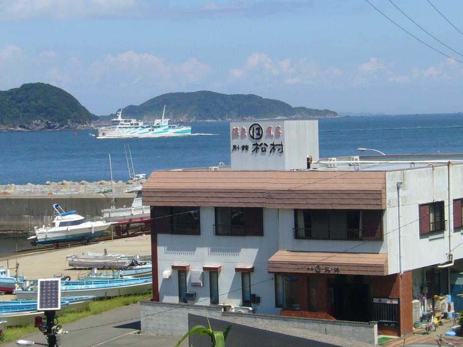 【風の島 菅島】船で行く旅の宿 別館まつむら