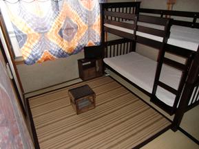 和室ベッド 女性用相部屋