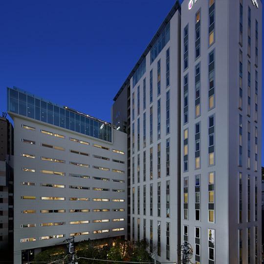 新宿グランベルホテル...