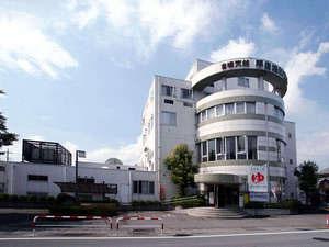 甲府昭和温泉ビジネスホテル その1
