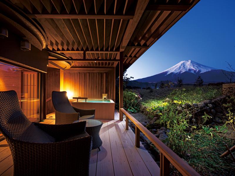 富士山温泉 別墅然然(べっしょ ささ) 画像