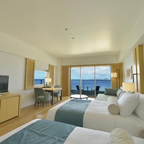 ホテルオリオンモトブリゾート&スパ の部屋