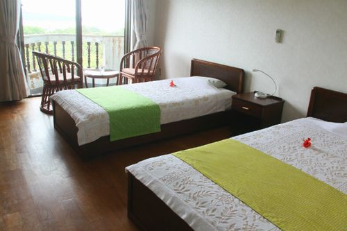 villa HIRUGI <西表島>
