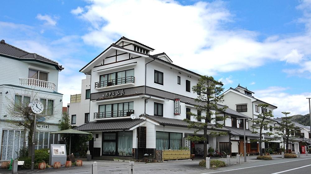ホテル山長