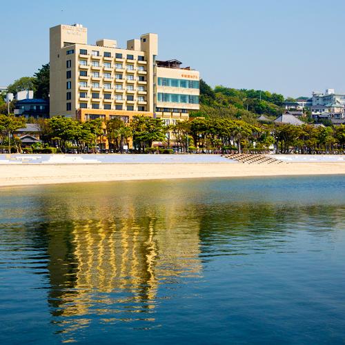 渚のリゾート 竜宮ホテル 絶景露天風呂と海鮮美食が自慢の宿