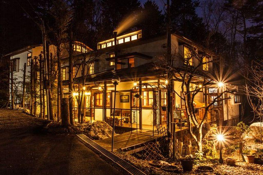 オーベルジュ 飛騨の森