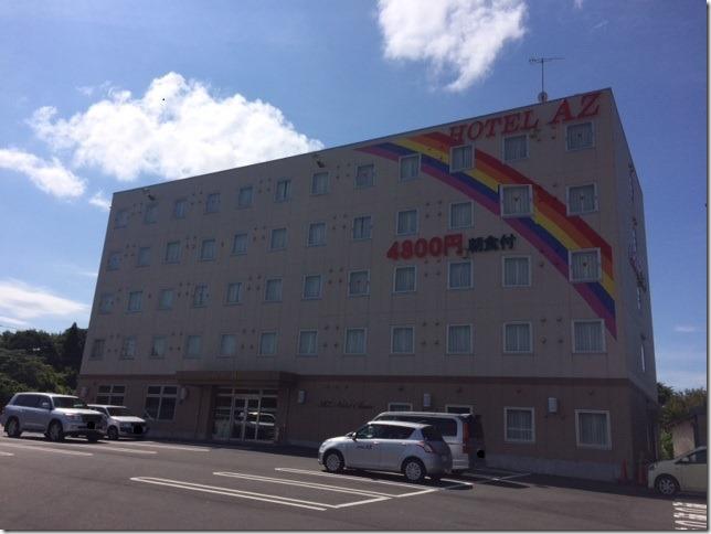 HOTEL AZ 鹿児島伊集院店の施設画像