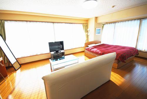 HOTEL cooju kawasaki(旧:ビジネスイン ファイン 川崎)の室内