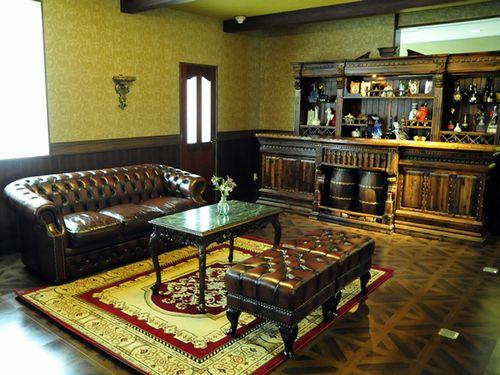 ハイジの村スパ&レストランホテル クララ館
