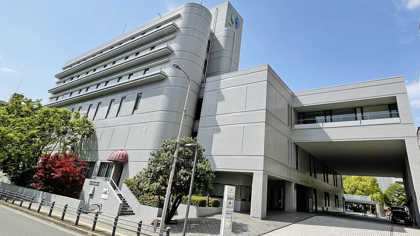 大阪国際交流センターホテル(大阪国際交流センター内)...