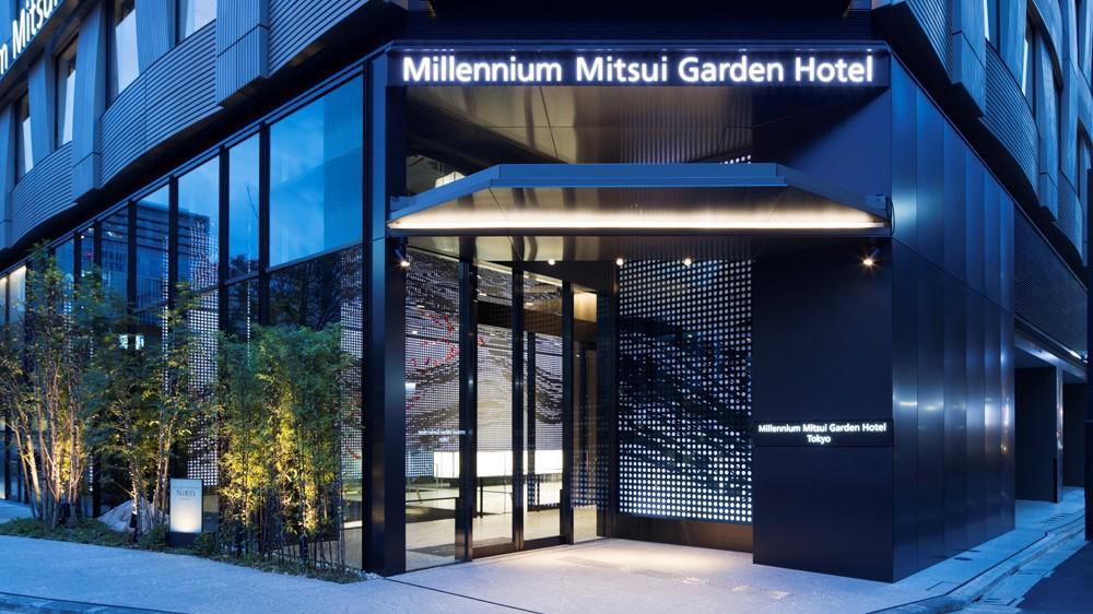 ミレニアム 三井ガーデンホテル 東京