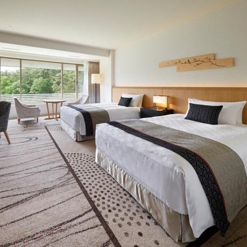 ザ・プリンス 京都宝ヶ池の客室の写真