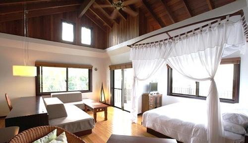 沖縄ホテル、旅館、リブマックスアムス・カンナリゾートヴィラ