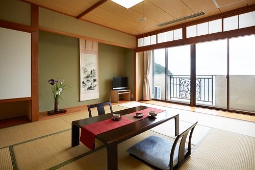 萩温泉郷 海が奏でる癒しの宿 リゾートホテル美萩 画像