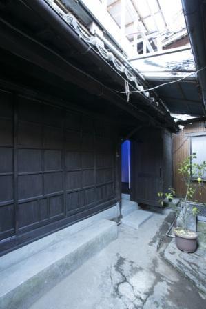 浜脇の長屋