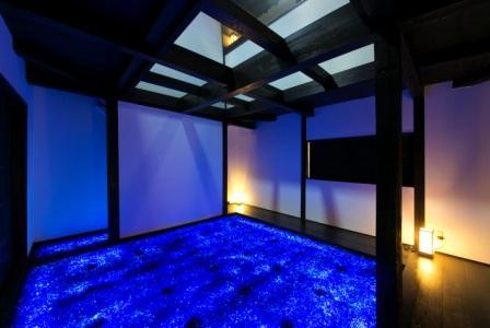 *アートに泊まる*特別な宿泊体験*Room2 「天空の庭」